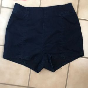 Urban outfitters pin up shorts